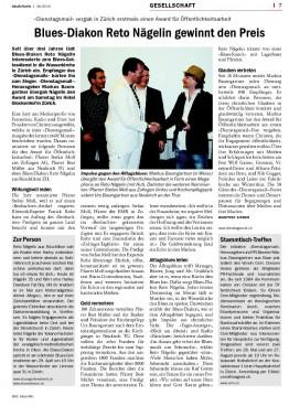 IdeaSchweiz Artikel