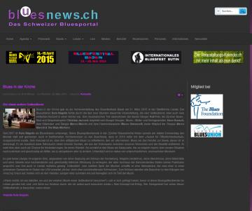 BluesNews.ch Bericht